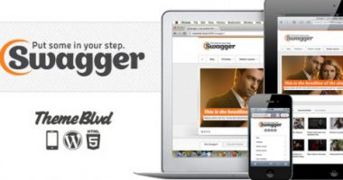 Swagger v1.0 – Business and premium theme