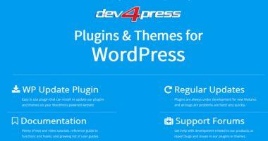 Dev4press 主题/插件合集[2014更新]