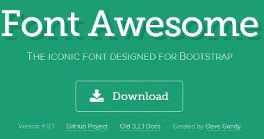如何在wordpress主题中使用Font Awesome小图标
