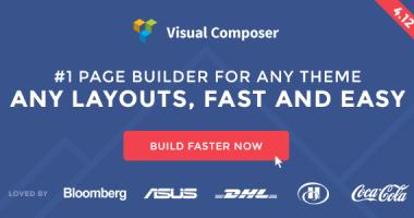 Visual Composer WordPress可视化编辑器汉化版