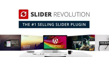 Slider Revolution强大的视差响应幻灯插件中文汉化版