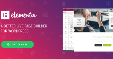 Elementor – WordPress Page Builder[2.0.17]
