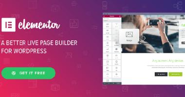 Elementor – WordPress Page Builder[2.0.17]